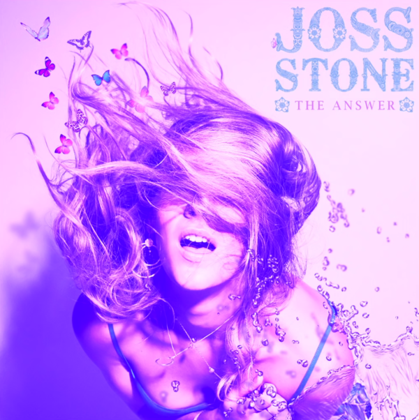 Erick Cord, Joss Stone Album Cover Contest, Dancentricity, Water For Your Soul, Joss Stone, The Answer