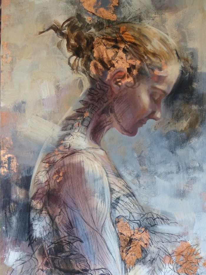 Южноафриканский художник. Anna-Carien Goosen