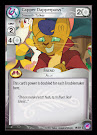 My Little Pony Capper Dapperpaws, Smooth Talker Seaquestria and Beyond CCG Card