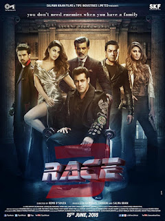 Race 3 First Look Poster