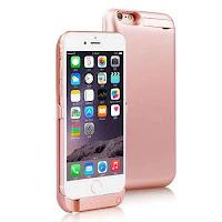 199k - Pin sạc dự phòng 10.000mAh kiêm ốp lưng thời trang cho iPhone 6 plus giá sỉ và lẻ rẻ nhất