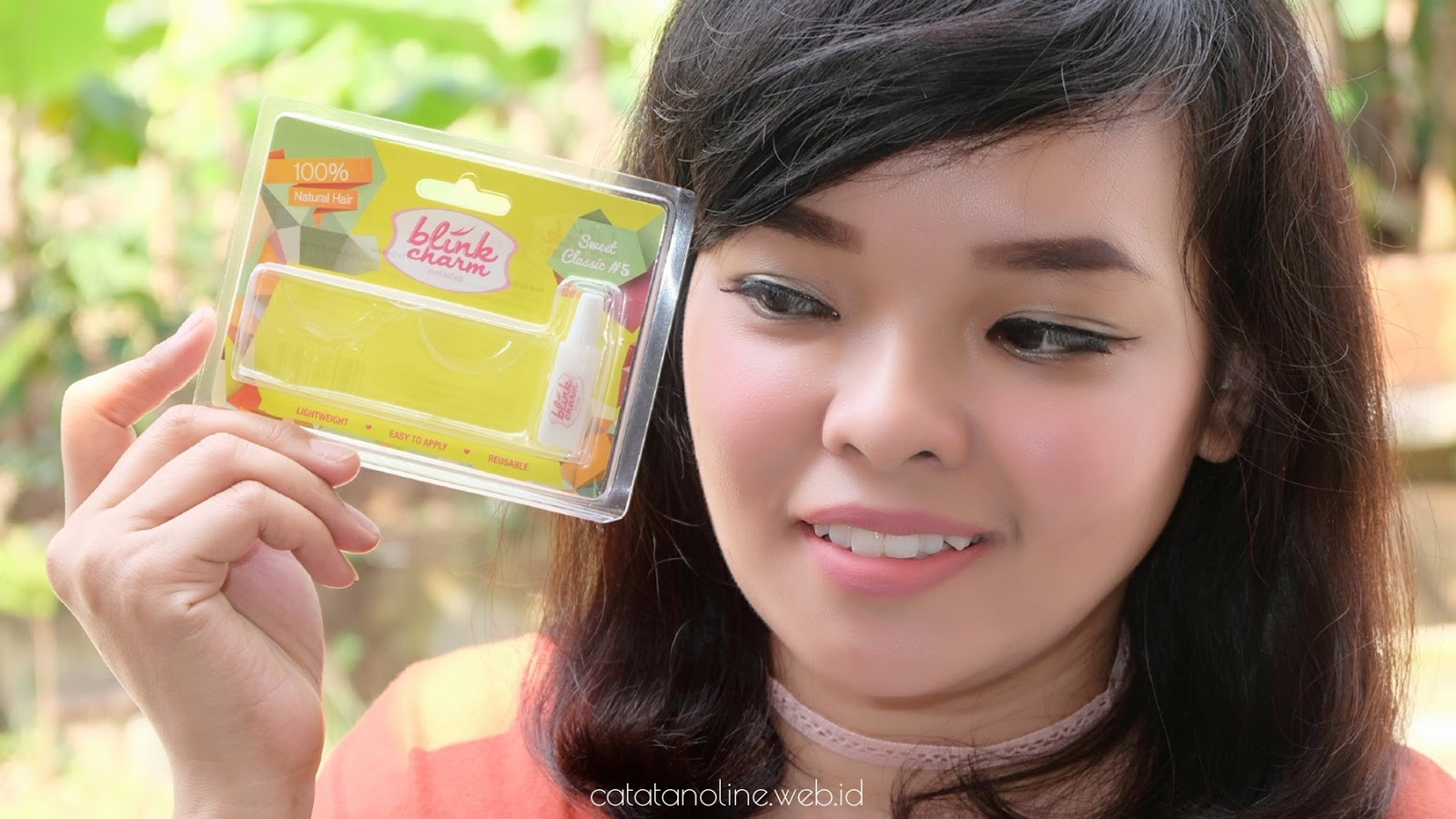 My Review All Variant Blink Charm Eyelashes Catatan Oline Bulu Mata Sensual Curls 3 Sexy Volume