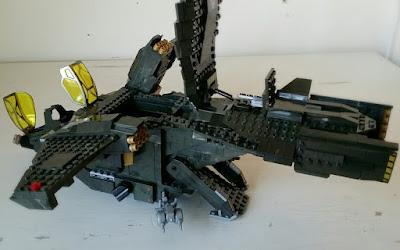 halo mega bloks pelican gunship instructions