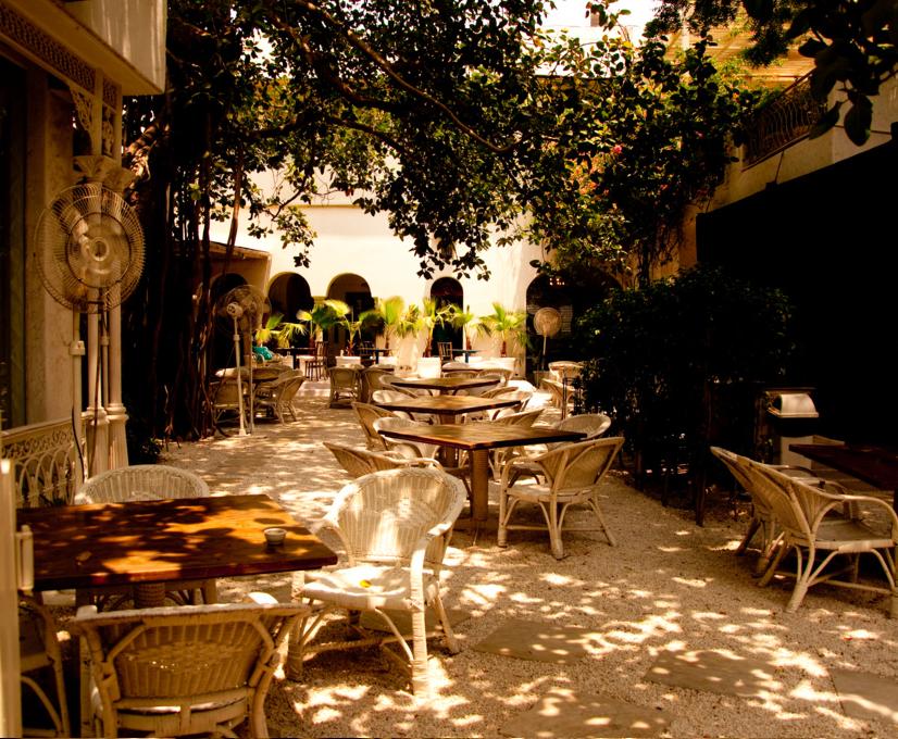 Olive Bar And Kitchen New Delhi