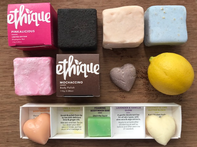 分享   紐西蘭環保品牌Ethique及心得(含卸妝,洗臉,沐浴,洗髮,潤髮,去角質,寵物等產品)