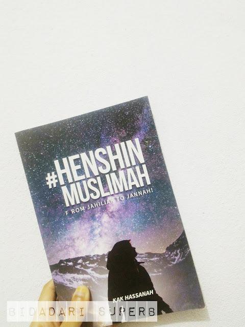 Review #Henshin Muslimah