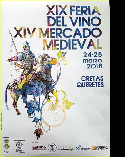 XIX Feria del vino y XIV Mercado medieval