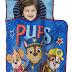 $12.59 (Reg. $19.99) + Free Ship Paw Patrol We're A Team Toddler Nap Mat - Includes Pillow & Fleece Blanket