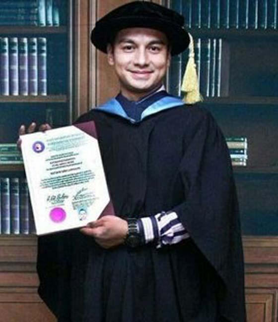 Kantoi Menipu Konon Dapat PhD Dari UM, Boy Iman Kena Maki Kaw-kaw