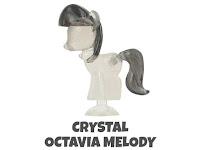MLP Squishy Pops Series 3 Octavia Figure by Tech 4 Kids