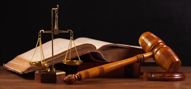 Administracion de Justicia y principio de legalidad