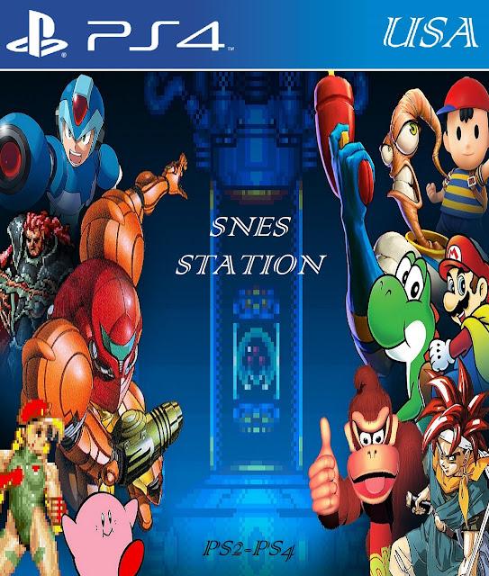 Super Nintendo [PS4] [PKG] [Google Drive] - Downloadgameps4