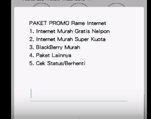 Penyebab Internet Murah Super Kuota Telkomsel Hilang