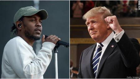 Kendrick-Lamar-Donald-Trump