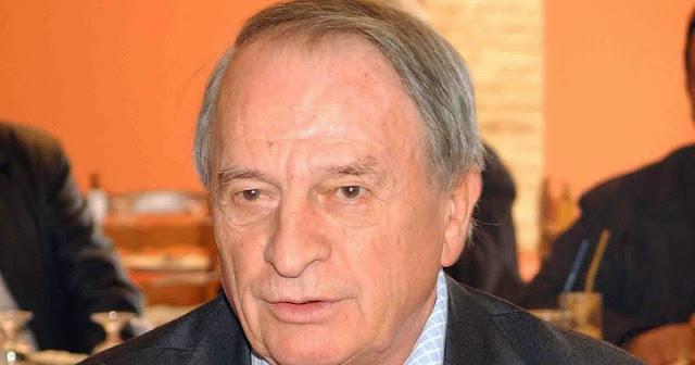 Απεβίωσε ο πρώην βουλευτής Αργολίδας Βαγγέλης Παπανικολάου σε ηλικία 82 ετών