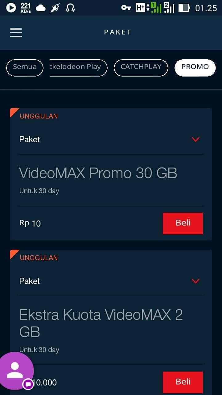 Paket Kuota Murah Telkomsel 30gb Videomax Cuma Rp 10 Rupiah Gratis