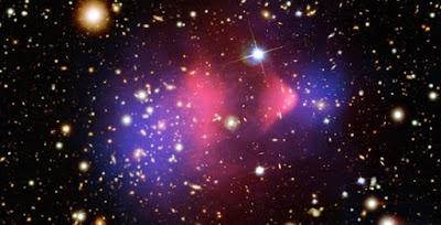 Incredibile ottenuta mappa materia oscura più dettagliata di sempre