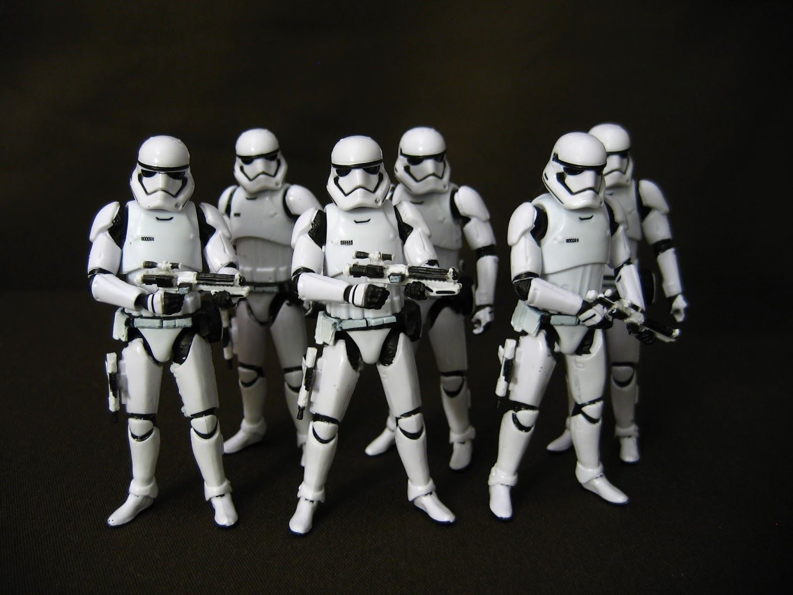 The Star Wars Box: First Order Stormtrooper (Black Series ...