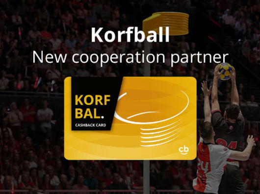 Nový white-label partner Cashback World: Korfbal, Nizozemí