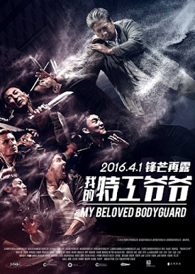 Film My Beloved The Bodyguard (2016) TC 720p Subtitle Indonesia