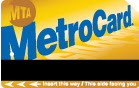 METRÔ NEW YORK - METROCARD