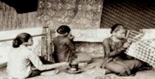 Batik - Sejarah Pembuatan Batik Dahulu Hingga Kini