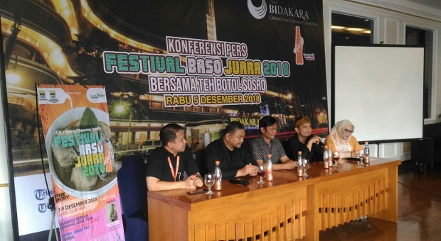 Festival Baso Juara 2018 Manjakan Baso Mania