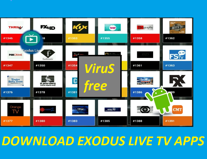 latest apk for live tv