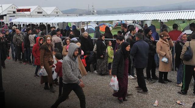 Διεθνής Αμνηστία!!! Σε πόσα  χρόνια θα φύγουν οι μετανάστες από την Ελλάδα...;;;