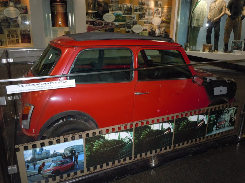 Mini Cooper Dallas >> Hollywood Movie Costumes and Props: Movie vehicles from ...