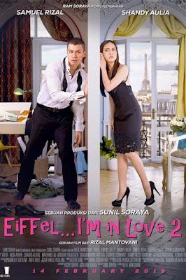 Sinopsis Film Eiffel I'm In Love 2 - Akhir Kisah Cinta Adit dan Tita