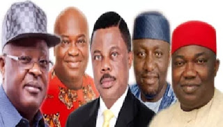 SOUTHEAST NIGERIA GOVERNORS