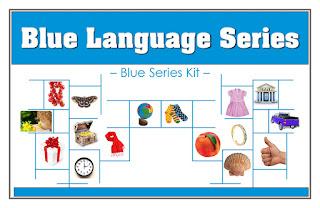 Blue Language Series