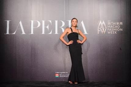 Hong Kong model and TV presenter Cara G joined a list of guests including some of the biggest names in fashion and entertainment.