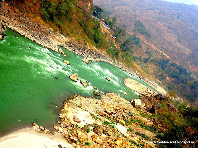 Beauty of River Trishuli