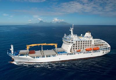 Aranui Cruises - Aranui 5 - Society Islands and Marquesas Islands Freighter Cruises