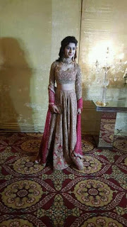 mawra hocane in her sister wedding