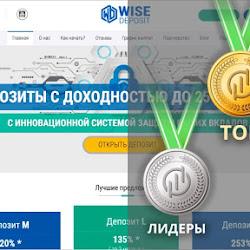 WiseDeposit – космически-крутой результат работы! 513% чистой прибыли!