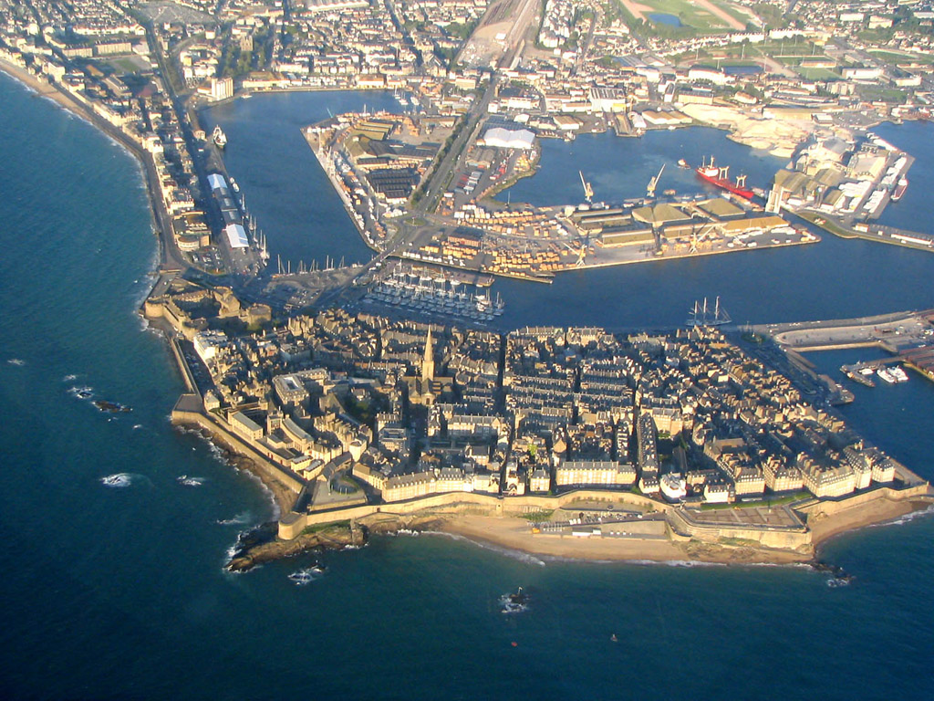 St Malo Bretagne Nos Villes En Photo Saint Malo En Photo