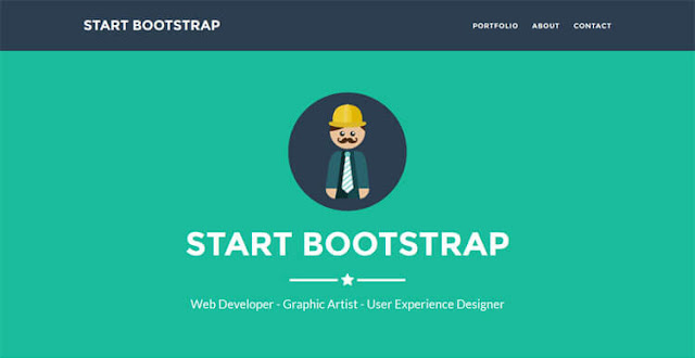 Бесплатные премиум темы - шаблоны Bootstrap 3 за 2016 год