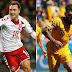 Denmark vs Australia match build up #WorldCup