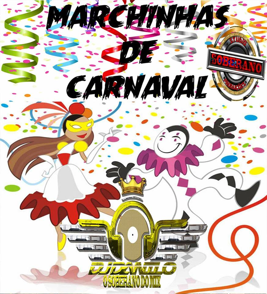 cd marchinhas de carnaval 2009