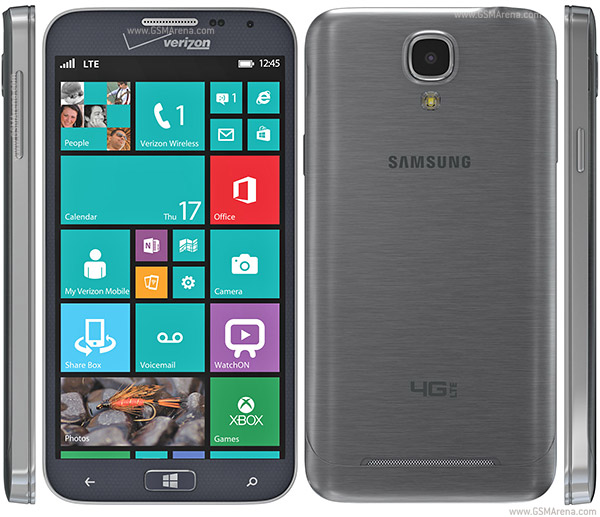 Samsung Ativ SE vs galaxy S5
