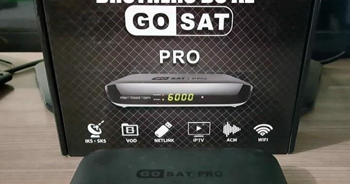 Resultado de imagem para Go sat Pro