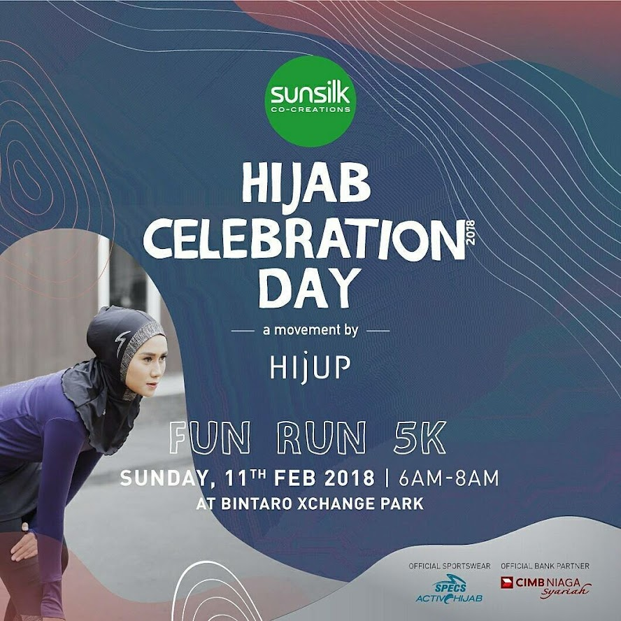 Sunsilk Hijab Celebration Day • 2018