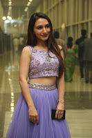 Actress Dhriti Pos in Purple Lehnga Lehenga Choli at Keshava Telugu Movie Audio Launch .COM 0009.jpg