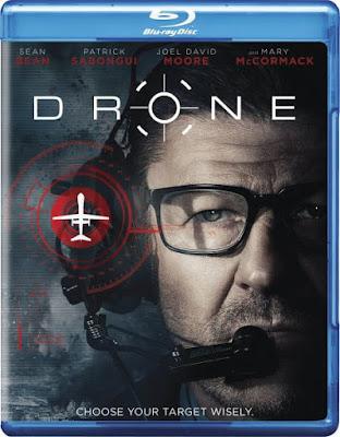 Drone 2017 Eng BRRip 480p 300mb ESub