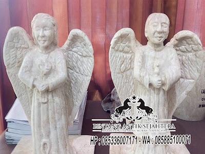 Patung Malaikat Bersayap, Patung Malaikat Untuk Kuburan, Tempat Jual Patung Malaikat