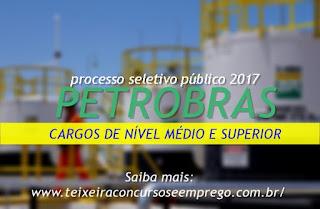 apostila técnico de operação júnior da Petrobras 2017.