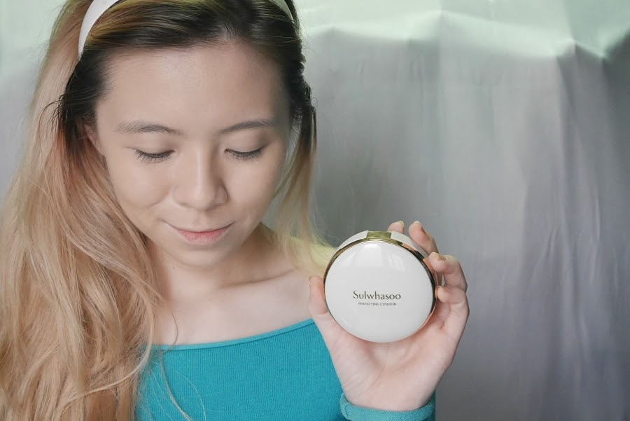 90c5134fbd52d Sulwhasoo s Perfecting Cushion is a multifunctional cushion-type foundation  in a compact that s perfect for women on-the-go. This perfect10 all-in-one  ...